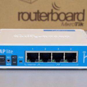 MikroTik hAP Lite RB941 2nD TC - Router (3)