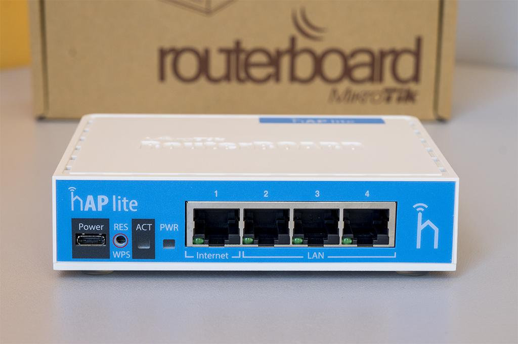 MikroTik hAP Lite RB941 2nD TC - Router - Dhrubok All Rounder b2306ee9831a6
