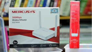 Mercusys MW301R WiFi Router 300 Mbps 2 Antenna__