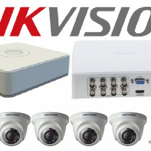 HikVision-CC-Camera-6-pcs